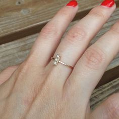 Hey, I found this really awesome Etsy listing at https://www.etsy.com/listing/239048994/pave-bar-ring-ling-ring-stacking-ring