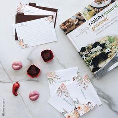 Guarde suas receitinhas de um jeito único e charmoso com a Recipe Box. www.paperview.com.br Compre online e receba em casa. #recipebox #caixadereceitas #gourmet #personalizado #paperview_papelaria