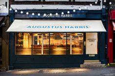 Augustus Harris – McLaren.Excell