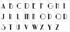 1920s Fonts 1920s fonts, 1930s fonts,