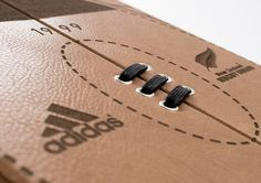 Created for the 10 year anniversary of the ADIDAS - NEW ZEALAND ALL BLACKS partnership, a book documenting the partnership, by Paperlux , via Behance