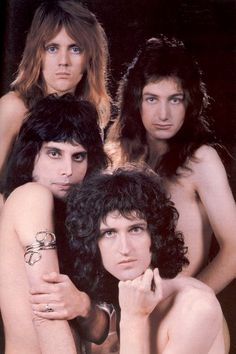 Queen - one of the greatest bands EVER.