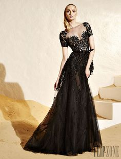 Zuhair Murad Resort 2015 - Ready-to-Wear - http://www.flip-zone.net/fashion/ready-to-wear/fashion-houses-42/zuhair-murad-4848