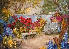 Color & Ribbon & Roses! via Di van Niekerk