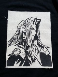 Ff7 Sephiroth Patch - full-driver