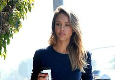 Jessica Alba out in Beverly Hills in February 2015...