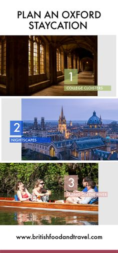 Travel is a little unpredictable at the moment but Oxford makes a great destination for a short getaway. British Travel, British Countryside, Staycation, Where To Go, Taj Mahal, Oxford, Coast, River, In This Moment