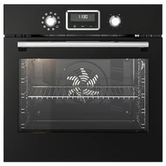 A traditional-style oven with all the modern functions you need. Plenty of space and fan-forced air convection so you can cook several dishes at once. Matches perfectly with SMAKSAK microwave combi oven. Kitchen Oven, First Kitchen, Kitchen Appliances, Pain Pizza, Combi Oven, Recycling, Keep Food Warm, Brochures