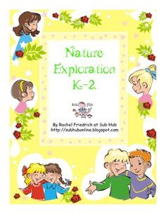 FREE! This activity was designed to provide students with an opportunity to interact with natural objects. Students practice their observation and predic...