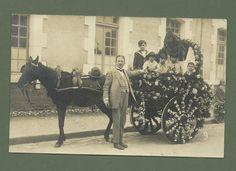 Carte Postale Photo Fontenay LE Comte Fete Cavalcade Vendee 85 | eBay