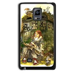 Tardis Girl Samsung Galaxy Note 8