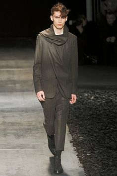 Dior Homme Fall 2010