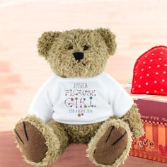 Personalised Be My Valentine Gifts :: Choose from a wide range of Be my Valentine gifts including unusual and personalised Valentine's Day Gifts - Fast UK Delivery. Valentines Gifts For Him, Christmas Gifts For Kids, Be My Valentine, Gifts For Boys, Boy Gifts, Personalised Teddy Bears, Teddy Bear Gifts, Personalized Valentine's Day Gifts, Flower Girl Gifts