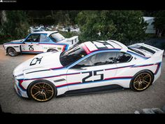Fotos del BMW 3.0 CSL Hommage R - 1 / 75