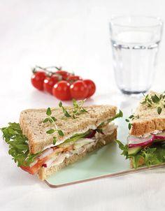 Makrellsandwich
