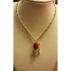 Check out this item in my Etsy shop https://www.etsy.com/listing/469596356/gold-red-lipstick-necklace-red-lipstick
