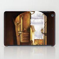 "iPad Case featuring ""An alley in Peccioli"" by Giulia Cerri"