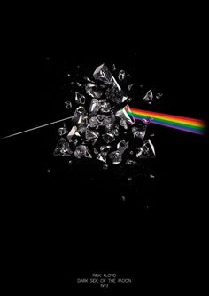 """miportadademisemana - PINK FLOYD """"The dark side of the moon"""" 1973 Pink Floyd News, Arte Pink Floyd, Time Pictures, Band Pictures, Hd Wallpapers 1080p, Hd Backgrounds, Beatles, Heavy Metal, Pink Floyd Poster"""