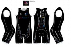 Triathlonanzug kurz Dame, Athletic Tank Tops, Shirts, Shopping, Fashion, Medium Long, Kleding, Moda, Shirt