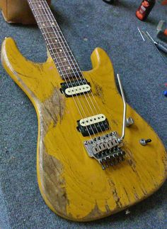 EVH art series Charvel | guitars and amps | Pinterest ...