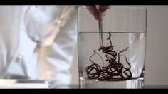 chocolat decoration - YouTube