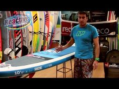2015 Red Paddle CO Ride 10.8 Board Review - YouTube