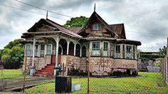 old plantation house in Trinidad