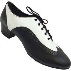 Jones Brogue Duo - Men's Latin International Dance Shoes UK