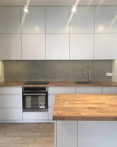 Kitchen Tops, Kitchen Reno, Home Decor Kitchen, Kitchen Dining, Kitchen Cabinets, Minimalist Bathroom Design, Minimalist Kitchen, Small Kitchen Inspiration, Best Kitchen Designs