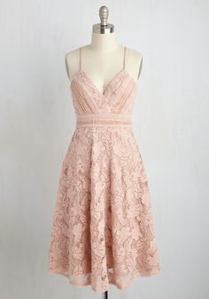 Country Club Couture Dress, #ModCloth