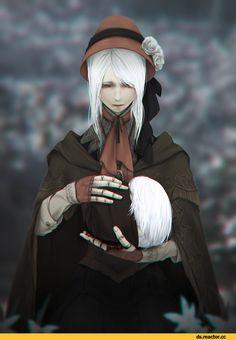 BloodBorne, Dark Souls, fandom, Plain Doll, Doll, BB characters, BB art