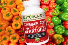 Herb and mineral remedy that's drug-free and natural. Made in USA. Guaranteed. Free shipping. Natural Heartburn Relief, Taco Pizza, Stomach Acid, Drug Free, Mineral, Natural Remedies, Herbalism, Mint, Herbs