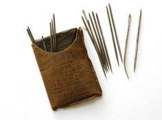 Sailmaker's needles