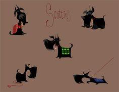 scottie-dogs