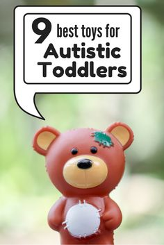 The Best Toys for Autistic Toddlers