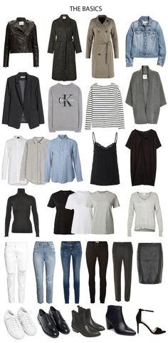the basics of a wardrobe useless.dk