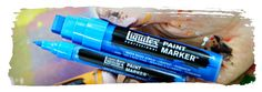 Liquitex Professional Paint Markers Liquitex Paint Marker, Paint Markers, Website Template, Art Supplies, Layout, 50 Shades, Painting, Page Layout, Fifty Shades