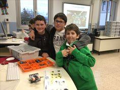 Corso di robotica scuola media 18/02/2016