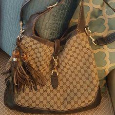 Gucci Jackie bag mint Gucci Bags Shoulder Bags