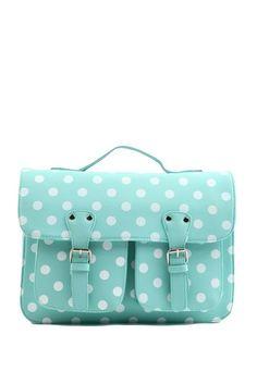 Typo Store | taylor bag | A$39.95 | I love this polka dot bag!!