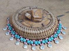 Bracelet  Bahia Del Sol  bijoux de pieds  boho  gypsy