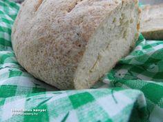Többlisztes gluténmentes kenyér - készítsünk otthon saját kenyeret!