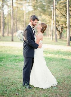 classic + romantic   Chelsey Boatwright #wedding
