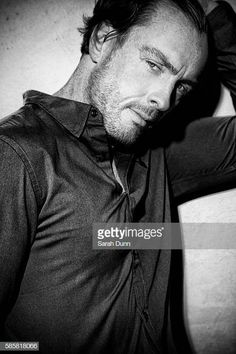 Actor Toby Stephens is photographed on June 19 2014 in London England Maggie Smith Son, Black Sails Cast, Tom Hopper, Captain Flint, Toby Stephens, Lost In Space, Jane Eyre, Handsome Actors, British Actors