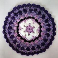 sakurablythe crochet mandala#Mandalasforwink - #MandalasforMerinke - Madalas for Wink - Mandalas for Marinke