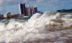 Low-lying south Florida, at the front line of climate change in the US, will be swallowed as sea levels rise. Astonishingly, the population is growing, house prices are rising and building goes on. The problem is the city is run by climate change deniers