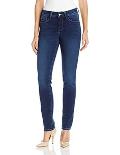 NYDJ Womens Plus Size Alina Legging Fit Skinny Jeans in Super Sculpt Denim Luxembourg 16W ** Check out this great product. (Note:Amazon affiliate link)