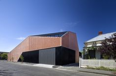 Harold Street Residence in Australia by Jackson Clements Burrows Architects