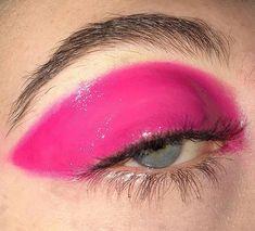 Pink gooey