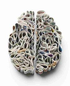 paper mache brain instructions - Google Search